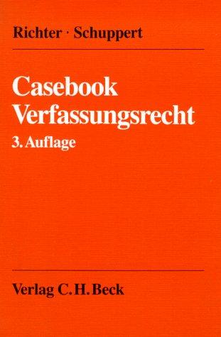 9783406393884: Casebook Verfassungsrecht