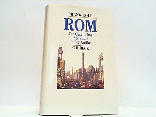 9783406396663: Rom. Die Geschichte der Stadt in der Antike