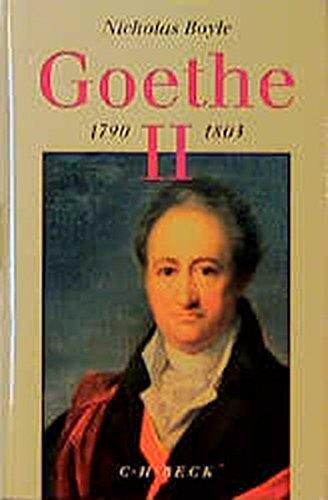 9783406398025: Goethe 2 (German Edition)