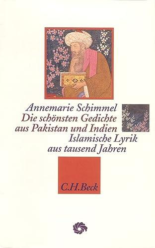 9783406403606: Die Schonsten Gedichte Aus Pakistan Und Indien (German Edition)