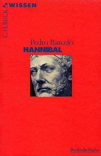 9783406432927: Hannibal.