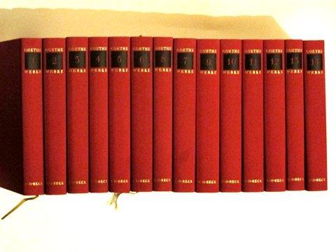 9783406441868: Werke. Hamburger Ausgabe in 14 Bänden