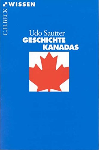 9783406447372: Geschichte Kanadas