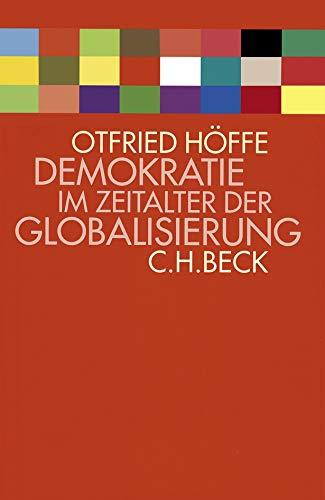 9783406454240: Demokratie im Zeitalter der Globalisierung.