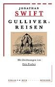 9783406454653: Gullivers Reisen. Mit Zeichnungen von Fritz Fischer und einem Nachwort von Bernhard Fabian.