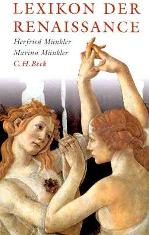 9783406466281: Lexikon der Renaissance