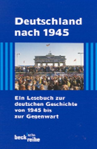 9783406475795: Deutschland Nach 1945 (German Edition)