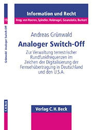 9783406478185: Analoger Switch-Off