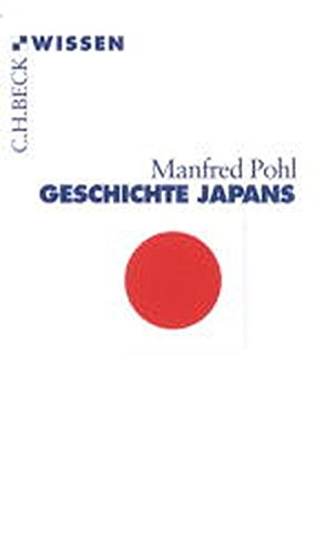 9783406479908: Geschichte Japans