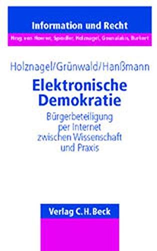 Elektronische Demokratie