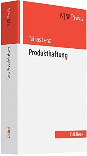 Produkthaftung: Tobias Lenz