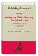 9783406485602: Gesetz Zur Modernisierung Des Schuldrech