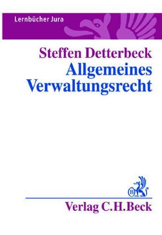 9783406486722: Allgemeines Verwaltungsrecht.
