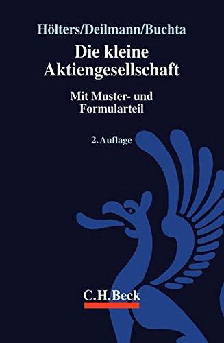 9783406489143: Die kleine Aktiengesellschaft.