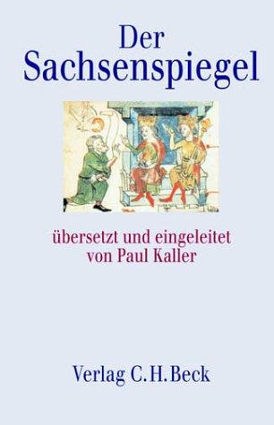 9783406489211: Der Sachsenspiegel.
