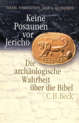 Keine Posaunen vor Jericho (3406493211) by Finkelstein, Israel; Silberman, Neil Asher