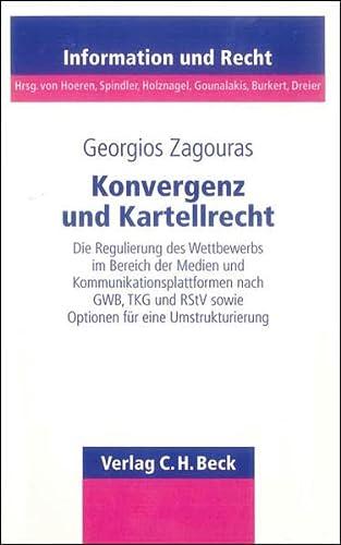 Konvergenz und Kartellrecht: Georgios Zagouras