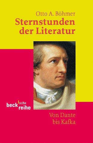 9783406494888: Sternstunden der Literatur.