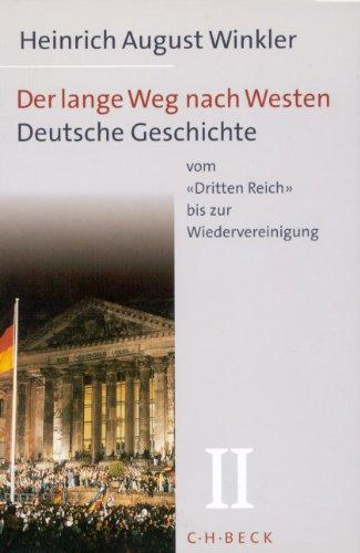 9783406495236: Der lange Weg nach Westen 1: Deutsche Geschichte vom Ende des Alten Reiches bis zum Untergang der Weimarer Republik