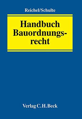 9783406504433: Handbuch des Bauordnungsrecht