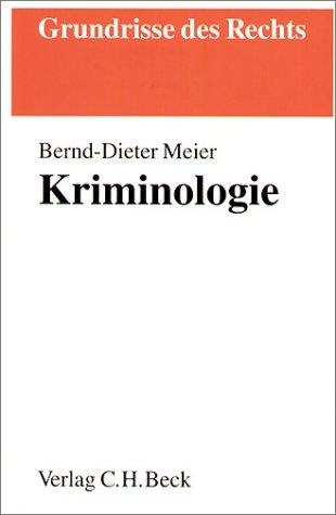 9783406507380: Kriminologie.