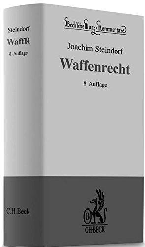 9783406507717: Waffenrecht