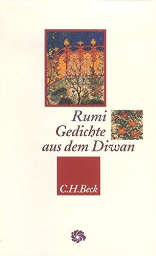 9783406510274: Gedichte aus dem Diwan.