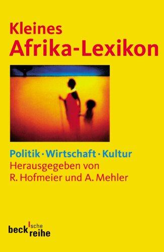 9783406510717: Kleines Afrika-Lexikon