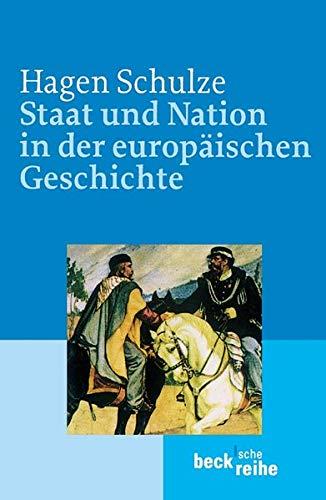9783406511097: Staat und Nation in der europäischen Geschichte