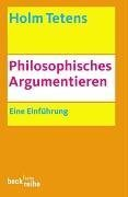9783406511141: Philosophisches Argumentieren: Eine Einführung