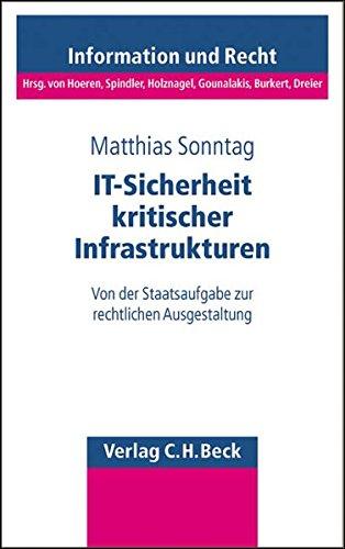 IT-Sicherheit kritischer Infrastrukturen: Matthias Sonntag