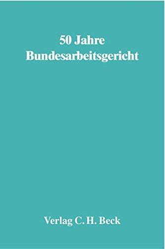 50 Jahre Bundesarbeitsgericht: Hartmut Oetker