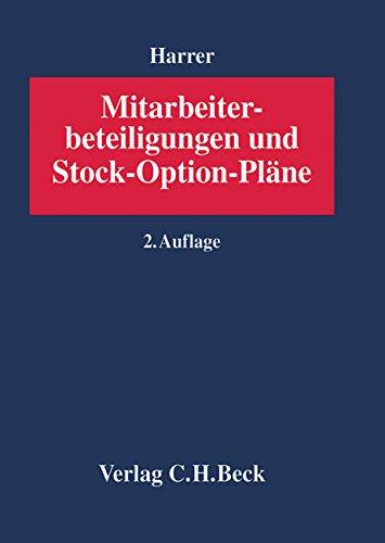 Mitarbeiterbeteiligungen und Stock-Option-Pläne: Oliver Coenenberg