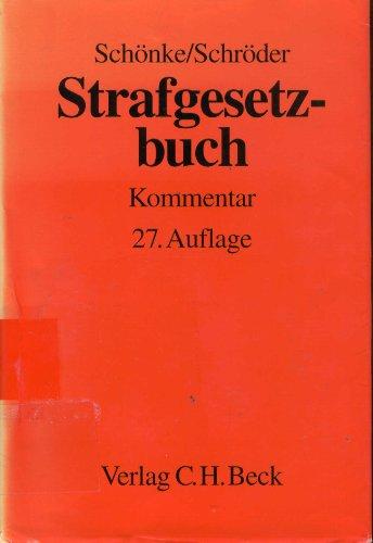 9783406517297: Strafgesetzbuch