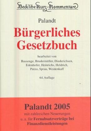 9783406526046: Bürgerliches Gesetzbuch (BGB)