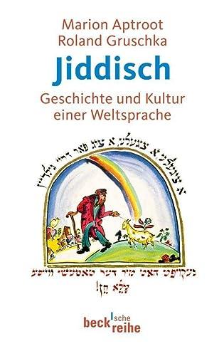 Jiddisch: Marion Aptroot