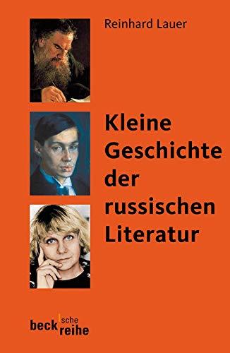 9783406528255: Kleine Geschichte der russischen Literatur