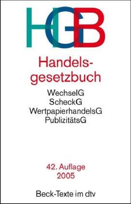 9783406531781: Handelsgesetzbuch (HGB).