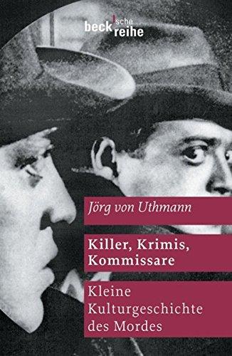 9783406541155: Killer, Krimis, Kommissare