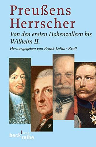 9783406541292: Preußens Herrscher