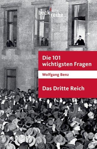 9783406541421: Die 101 wichtigsten Fragen. Das Dritte Reich.