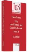 9783406543999: Fälle zum Handels- und Gesellschaftsrecht 2
