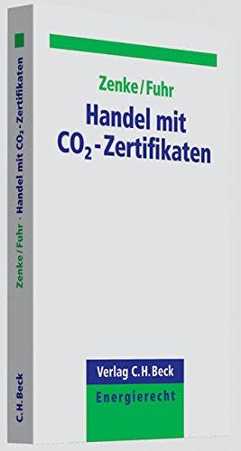 Handel mit CO2-Zertifikaten: Thomas Führ