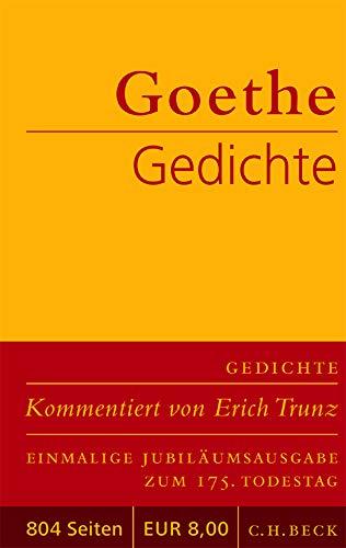 9783406552489: Gedichte