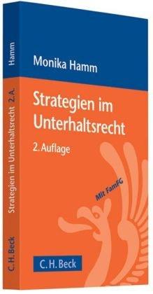 9783406552878: Strategien im Unterhaltsrecht