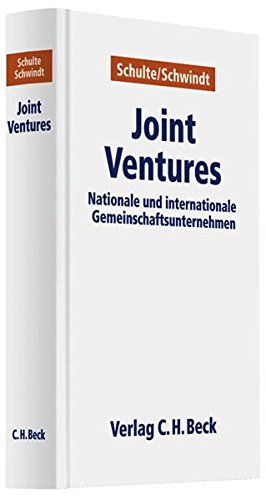 Joint Ventures: Kurt Schulte