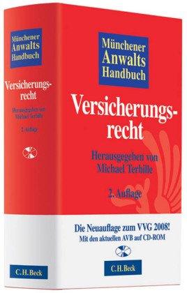 9783406555046: Versicherungsrecht: Münchner Anwalts Handbuch