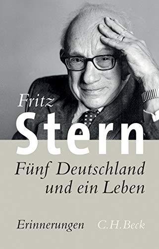 9783406558115: Fünf Deutschland und ein Leben: Erinnerungen