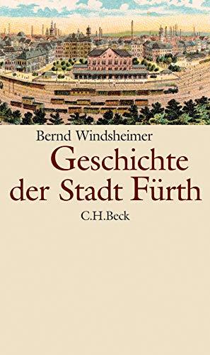 9783406558214: Geschichte der Stadt Fürth
