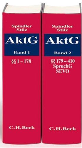 9783406558962: Aktiengesetz Gesamtwerk. In zwei Bänden / Aktiengesetz Gesamtwerk